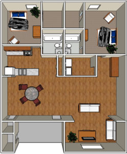 The Summit at Dean Floorplans